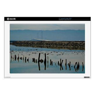Water View At Don Edwards San Francisco Bay Decal For Laptop