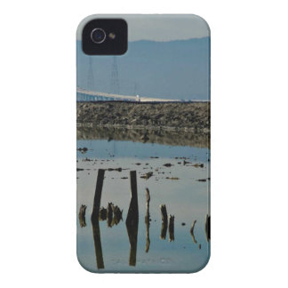 Water View At Don Edwards San Francisco Bay iPhone 4 Case-Mate Case