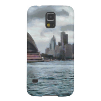Water view of Sydney Galaxy S5 Case