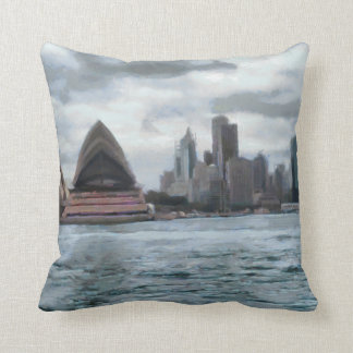 Water view of Sydney Pillow