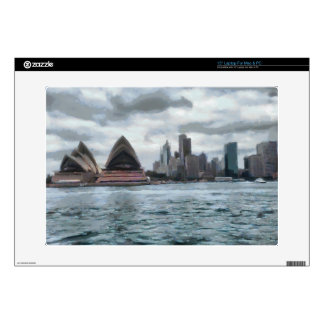 Water view of Sydney Skin For Laptop