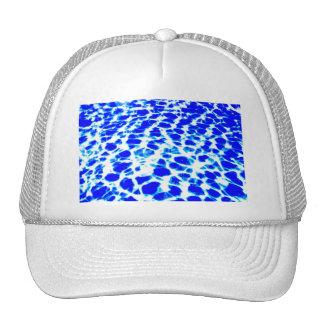 water-wallpaper_royal blue white hat