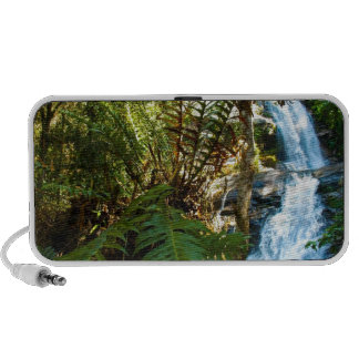 Water Waterfall Park Country Peace Love Destiny Mp3 Speakers