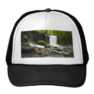Water Waterfall Park Green Country Grace Destiny Trucker Hat