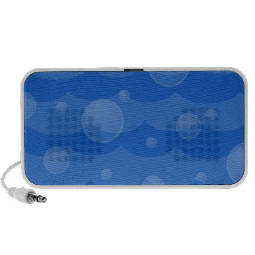 Water Waves and Bubbles Speaker