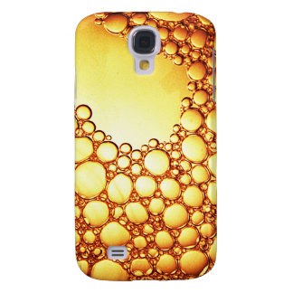 Water waves Drops Crystal Clear Fine glass tiles B Samsung Galaxy S4 Cover