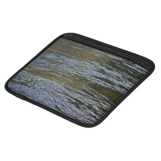 water waves in river sleeves for iPads