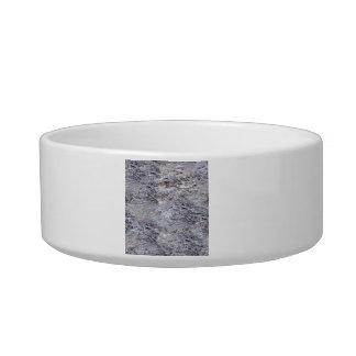 Water wavy pattern cat food bowls