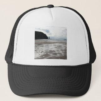 Water Wet Sands After Tide Trucker Hat