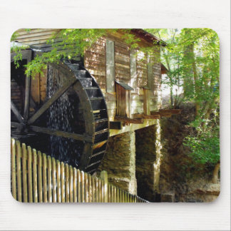 Water Wheel-2 Mouse Pad