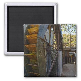 Water Wheel Dawt Mill Magnet