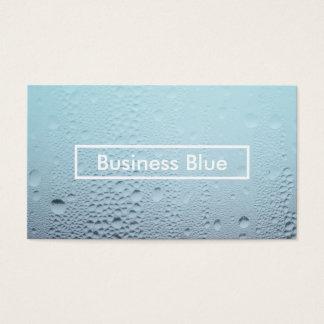 water window business card