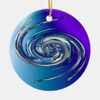 Water Witch Ceramic Ornament