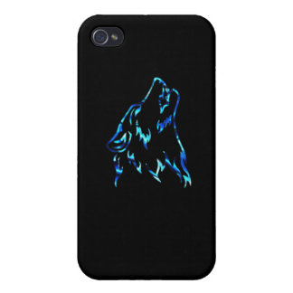 water wolf iPhone 4 cases