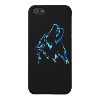 water wolf iPhone SE/5/5s case