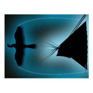 Waterbird Postcard
