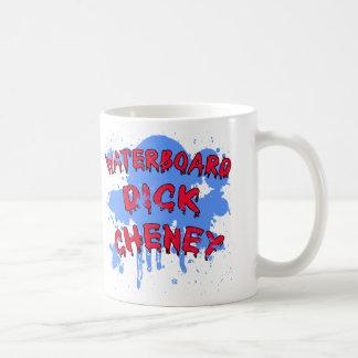 Waterboard Dick Cheney Products Coffee Mug