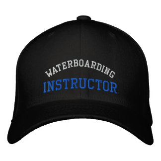 Waterboarding Instructor Embroidered Baseball Cap