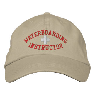 Waterboarding Instructor Baseball Cap