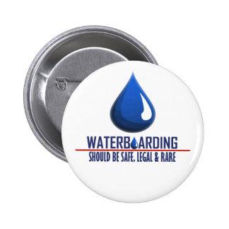 Waterboarding Pin Redondo 5 Cm