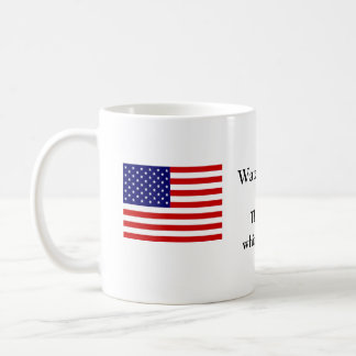 Waterboarding Saves Lives Classic White Coffee Mug