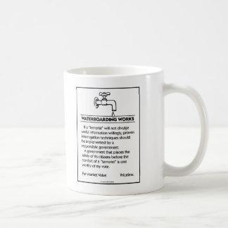 Waterboarding Works Coffee Mug