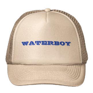 Waterboy hat. trucker hat