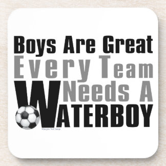Waterboy Scoccer Coaster