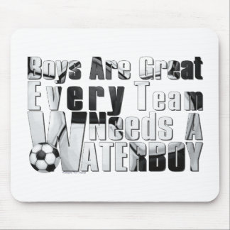 Waterboy Scoccer Mouse Pad