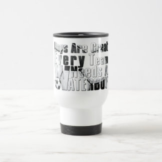 Waterboy Scoccer Travel Mug