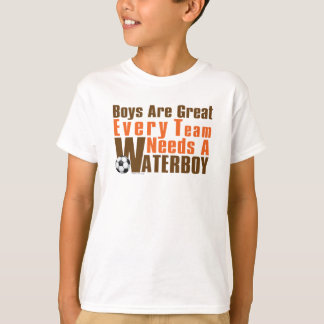 Waterboy Soccer Tees and Sweatshirts