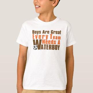 Waterboy Soccer Tees and Sweatshirts