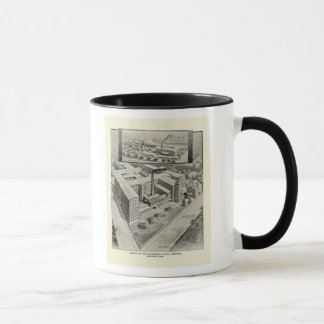 Waterbury Clock Co Mug