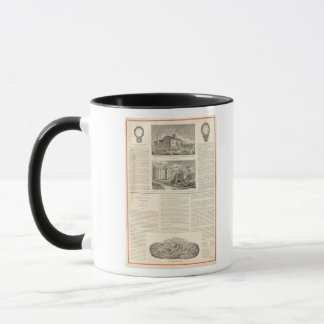 Waterbury Clock Company Mug