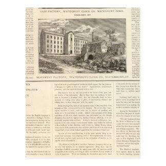 Waterbury Clock Company Post Cards