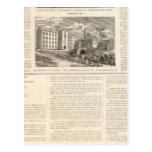 Waterbury Clock Company Tarjeta Postal