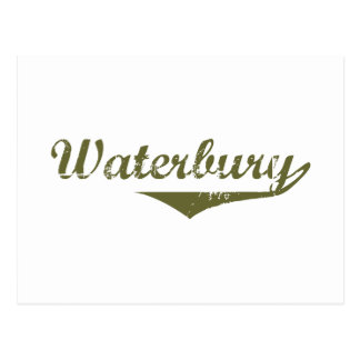 Waterbury  Revolution t shirts Post Card