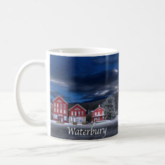 Waterbury, Vermont Coffee Mug