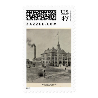Waterbury Watch Co Postage