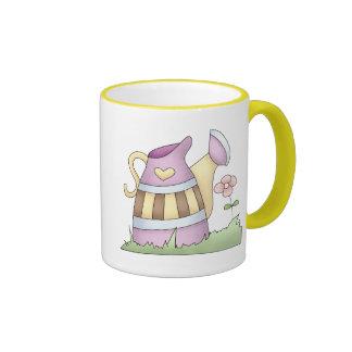 Watercan Country Coffee Mug