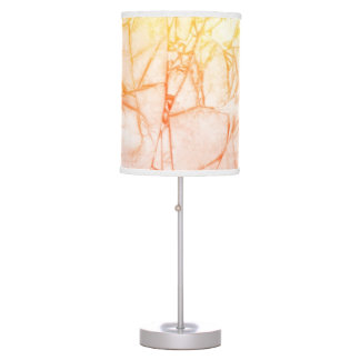 watercolor abstract background desk lamp