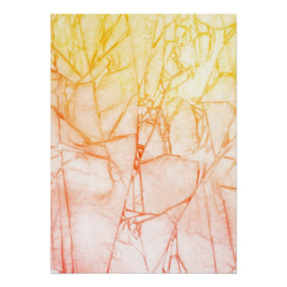 watercolor abstract background poster