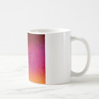 WATERCOLOR ABSTRACT PAINTING COFFEE MUG