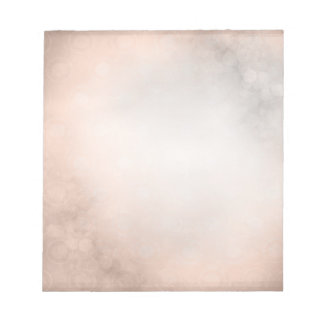 Watercolor Aged Water Distress Stain Tinted Notepad