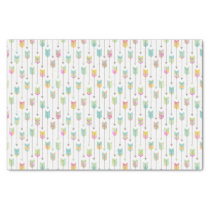Watercolor Arrows Pattern Tissue Paper