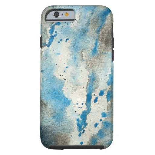 watercolor-background-design tough iPhone 6 case