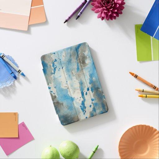 watercolor-background-design iPad mini cover