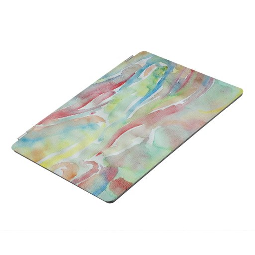 Watercolor Background iPad Pro Cover