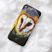 Watercolor Barn Owl iPhone 6 Case