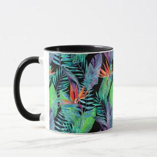 Watercolor Bird Of Paradise Mug